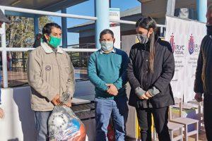 Se realizó un operativo del Programa de Asistencia Solidaria en Profundidad