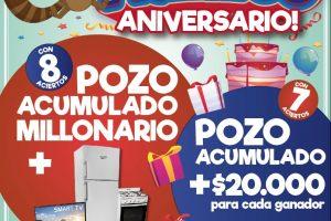 La Poceada Misionera festeja un nuevo aniversario con interesantes premios