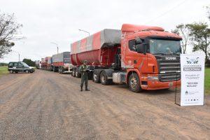 La soja que se evade: frenaron el ingreso a Misiones de casi 200 toneladas