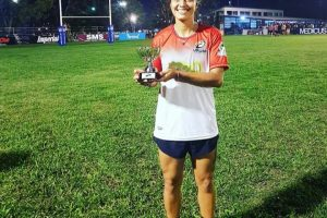 Misiones tiene representante en la primera Academia de Coaching Femenino de Sudamérica Rugby