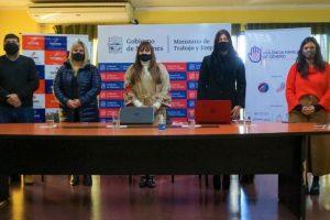 Se realizó la Segunda Capacitación en Ley Micaela, esta vez dirigida a trabajadores del Ministerio de Cultura