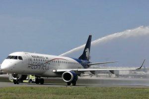 Aeroméxico reactivó sus operaciones en Santo Domingo
