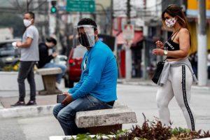 Covid-19: Brasil reporta 1,129 nuevas muertes y el total alcanza 91,263