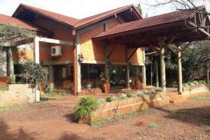 Pandemia: cierra el Hotel Cabañas del Parque de Oberá