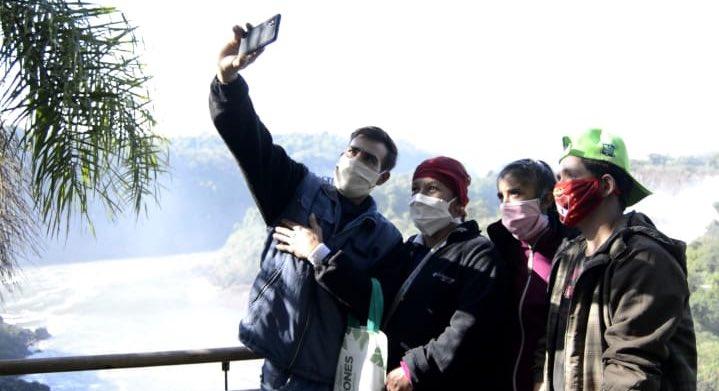 El turismo de Iguazú se prepara para recibir a los misioneros