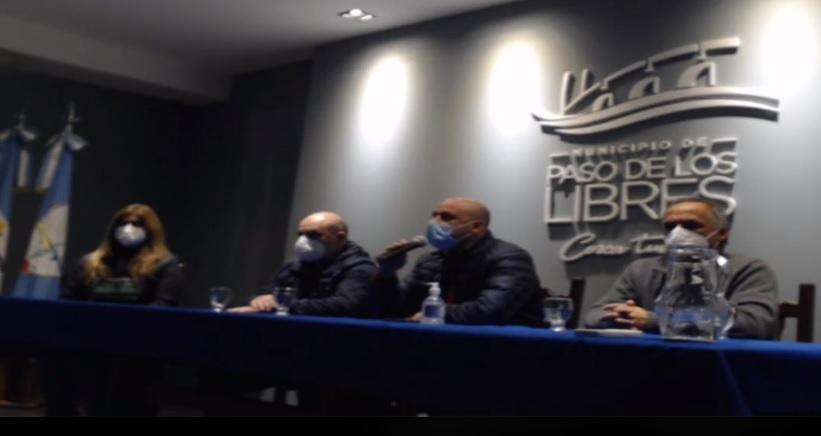 """""""Es el momento más difícil de la historia de Paso de los Libres"""", afirmó el Intendente"""