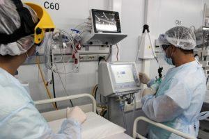 Coronavirus: ascienden a 2.893 los fallecidos y a 158.334 los contagiados en el país