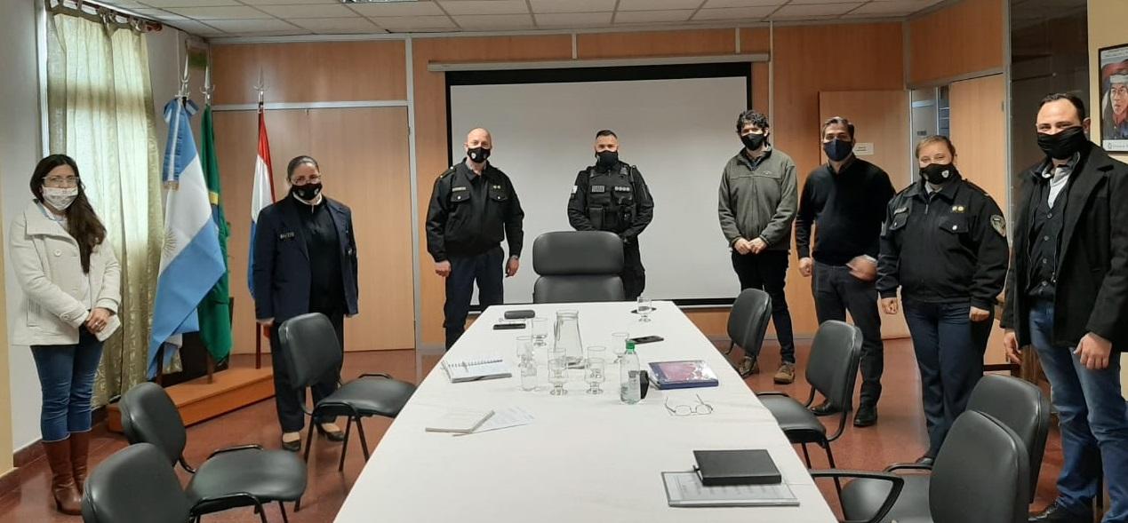 Prevención y Seguridad Ciudadana de la Policía abordarán la problemática de las adicciones y el narcomenudeo