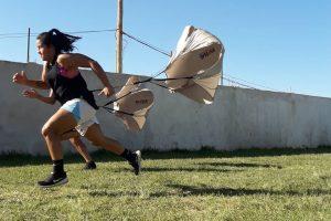 Con tecnología de punta, realizan entrenamientos deportivos