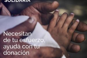 Festival virtual Posadas Solidaria