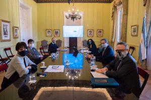 El Gabinete económico analizó la implementación del ATP4 y futuras medidas