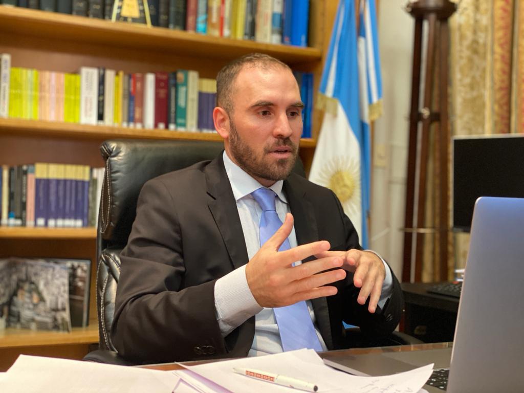 """Guzmán: """"Este es el máximo esfuerzo que puede hacer la Argentina porque queremos hacer promesas que podamos cumplir"""""""