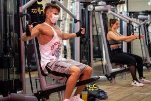 Posadas continúa flexibilizando el entrenamiento deportivo
