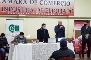 Manifiesto interés de comerciantes del norte provincial a incorporarse a los Ahora