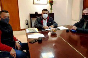 Herrera Ahuad evaluó obras para Misiones junto al nuevo Jefe de Vialidad Nacional