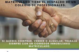 El Colegio de Corredores Públicos de Misiones capacitará sobre la nueva Ley de Alquileres