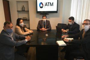 Corredores Inmobiliarios se reunieron con Vivar por la adecuación tributaria