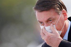 Bolsonaro se calla sobre la caída de Trump y admite que quizás no se presente para su reelección