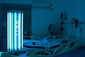 """Diseñó un sistema de desinfección por luz ultravioleta y es el """"Emprendedor solidario Covid-19″"""