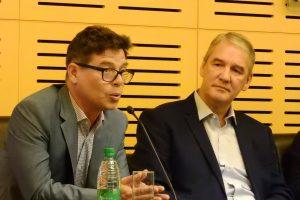 """Martín Bueno: """"La matriz productiva de tecnología debe virar al asociativismo público-privado"""""""