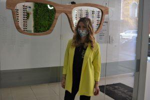 Mirar más allá de la pandemia: Óptica Spinelli inauguró nuevo local