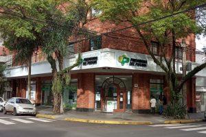 Previsora del Paraná abrió un salón de venta de electrodomésticos en Colón y Rioja