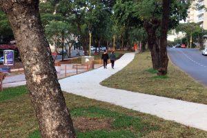 Posadas: Continúan las obras de senderos para caminatas y bicicletas