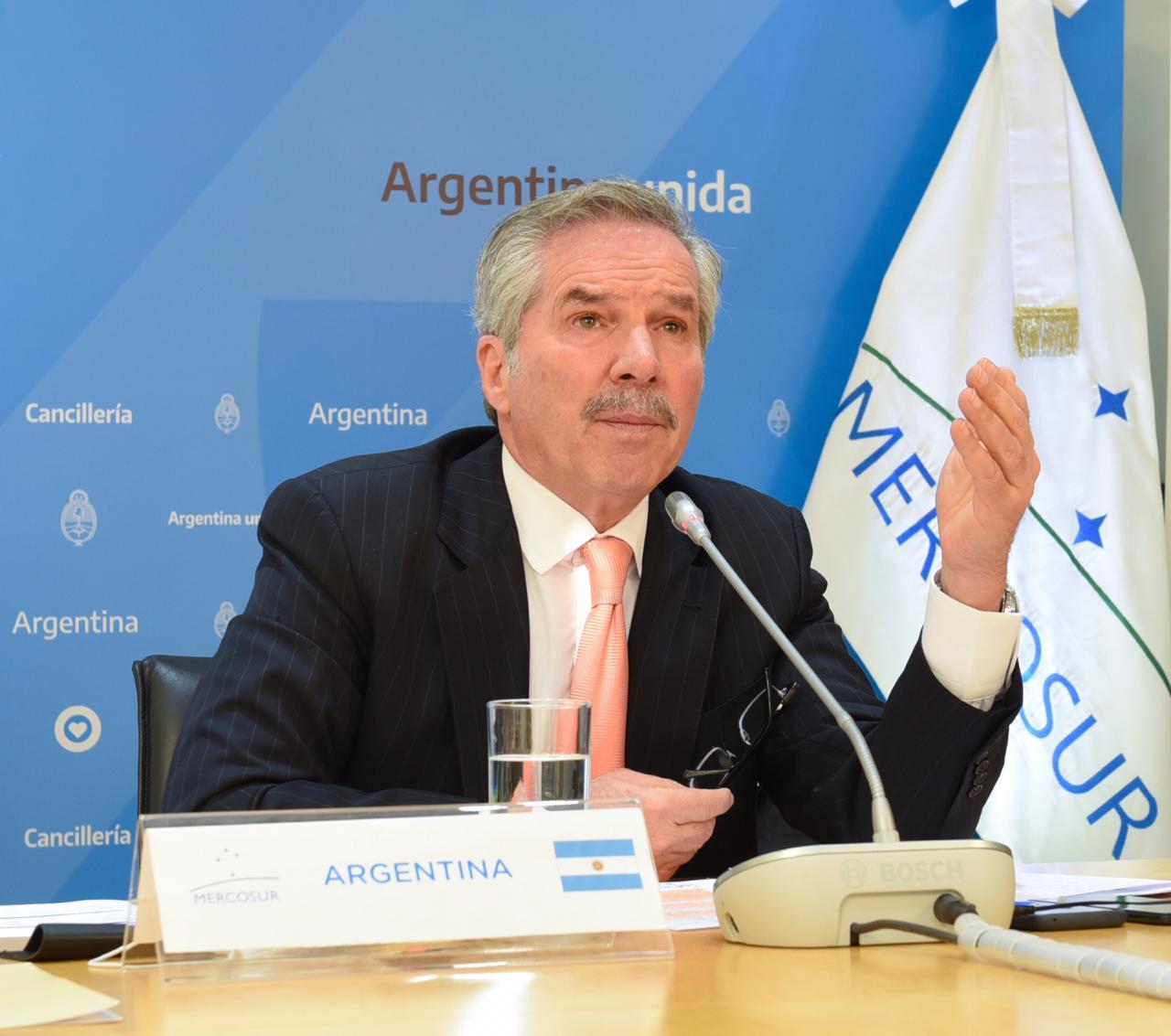 Felipe Solá exportaciones