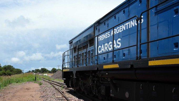 """""""El gobierno tiene al ferrocarril como política de Estado"""""""