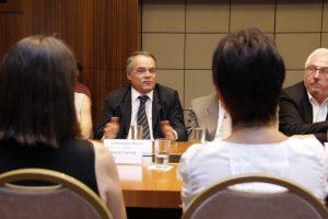 PYMES industriales de CGERA respaldaron el proyecto del Gobierno para ampliar la Moratoria 2020