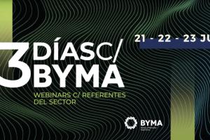 """Se realizará el ciclo de charlas """"3 Días con BYMA"""""""