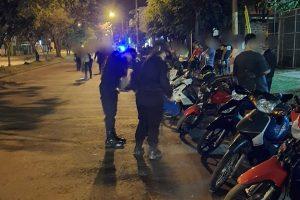 Hubo 75 detenidos y más de 60 motos retenidas en toda la Provincia