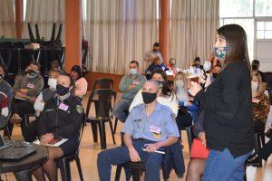 Desarrollo Social planificó una capacitación integral de la Ley Micaela para los 77 municipios