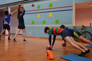 Charla virtual sobre introducción a la preparación física y mental