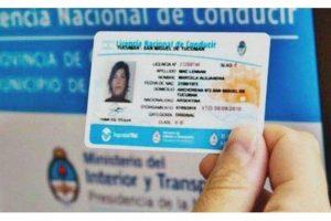 Sigue vigente la prórroga de vencimientos de licencias de conducir