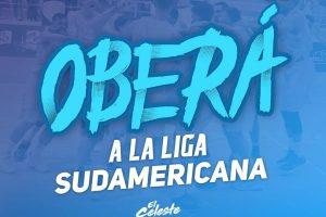 Histórico: OTC jugará la Liga Sudamericana