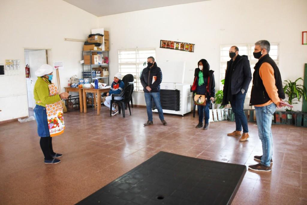 Yacyretá destaca el compromiso de los Jardines Maternales y CDF