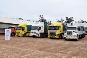 La evasión en la frontera: intentaban trasladar ilegalmente 142 toneladas de soja a Misiones