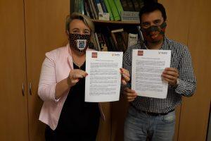 Sueño para Misiones firmó convenio con la Cámara Misionera de Consultores Ambientales