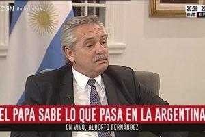 """Alberto Fernández: """"Ahora sí estamos ante una oportunidad de crecer"""""""