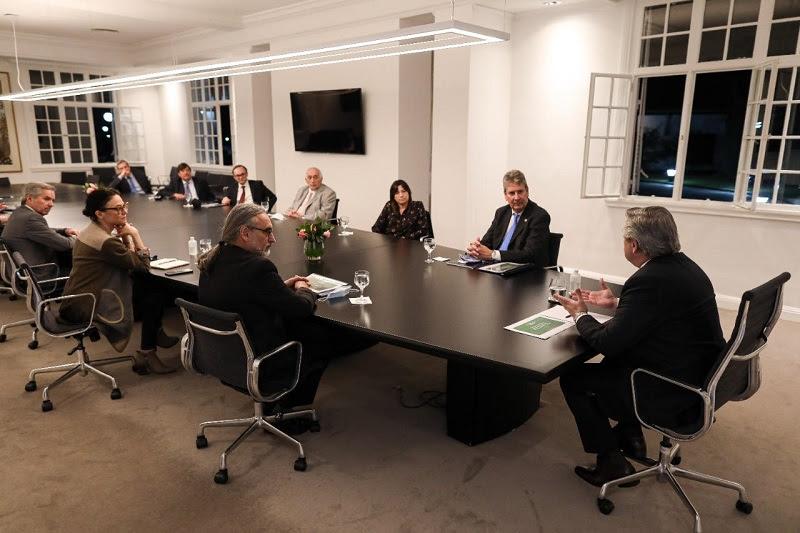 El Consejo Agroindustrial Argentino presentó su plan de estratégico para  reactivar el sector – Economis