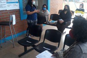 Consultorios de salud sexual integral en los CAPS municipales