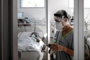 Argentina superó el millón de casos de coronavirus y hoy hubo 451 decesos
