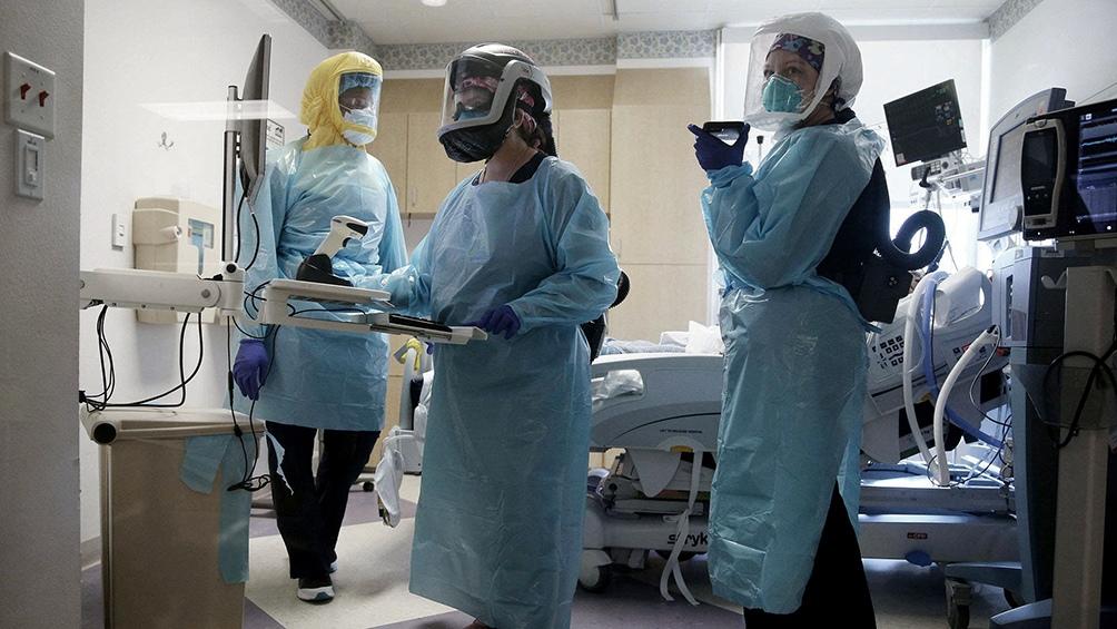 Otras 311 personas murieron y 7.164 fueron diagnosticadas con coronavirus en el país