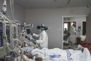 Otras 312 personas murieron y 14.687 fueron diagnosticadas con coronavirus en el país