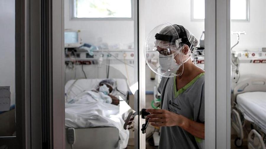 Otras 350 personas murieron y 13.379 fueron diagnosticadas con coronavirus en el país