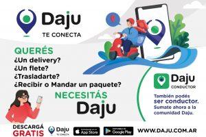 Daju, una app local que busca conectar oferta, demanda y crear empleo