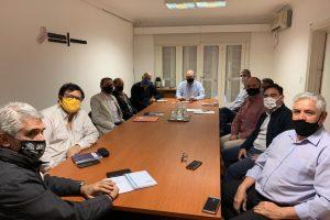 Ministro de Industria recibió al Movimiento Industrial Misionero