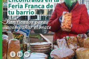 Con variadas ofertas, las Ferias Francas atenderán este fin de semana