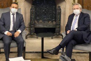 Herrera Ahuad habló con Fernández por el plan Misiones libre de impuestos